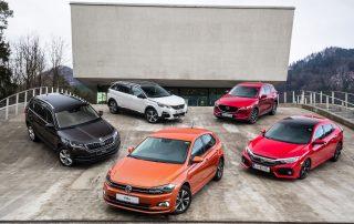Volkswagen Polo: Slovenski avto leta 2018!